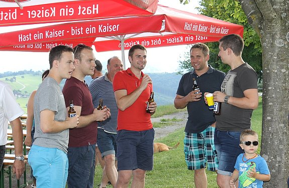 Grill on Tour St. Georgen